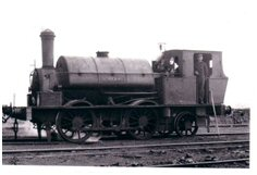 McClean 0-4-2ST Engine